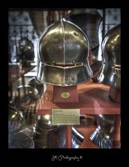 Sallet Helmet Circa 1440 (HDR) - Wallace Collection (Jas Mahal) Tags: london history museum photoshop nikon european german weapon knight warrior dslr armour wallacecollection hdr photomatix cs5 nikon1755mm lightroom3 nikond7000 ronin237