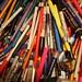 Day 58/366: 2/27/12 - Pens & Pencils