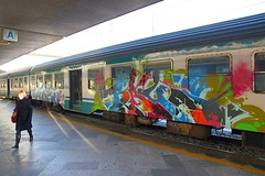 Rome 2012 (STEAM156 PHOTO KING !) Tags: rome graffiti trains sdt kidz brus steam156 wwwaerosolplanetcom