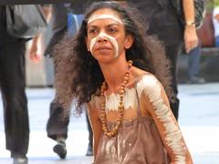 Focused (Grenzeloos1) Tags: dancers brisbane entertainment aboriginal indigenous
