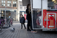 Long queue (See The Bear - slowly getting back) Tags: street urban copenhagen streetphotography københavn spnp copenhagenpublic