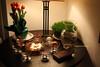 Happy Norooz! [explored 2009] (*nazkhanom*) Tags: flower canon mirror march persian spring eid newyear tulip iranian tradition haftsin newday norooz norouz nowrooz persiannewyear noruz عید zoroastrian sabzeh explored سبزه samanoo nowroz 40d senjed ماهیقرمز serkeh تخممرغ رنگی گلسنبل سنبلايرانى ماهیگلی