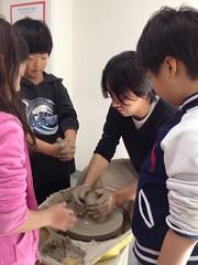 1st grade Ceramics Workshop  - 03 (Chadwick International School) Tags: g1 es 1a 1c 1b 1g may12 mar12 1gr jgibbs jradnich khevland