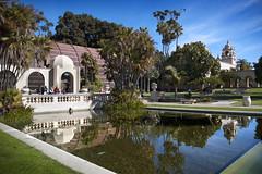 Botanical Building02 02-22-12 (PACsWorld) Tags: botanical sandiego 1915 balboapark lilypond botanicalbuilding panamacaliforniaexposition