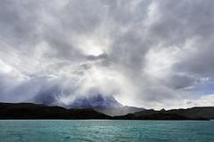 Lake Pehoé - Patagonia - Chile (tigrić) Tags: chile patagonia lake mountains southamerica nature landscape torresdelpainenationalpark magallanesregion lakepehoé