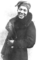 Portrait of Zora Neale Hurston: Eatonville, Fl...