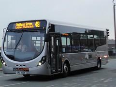 Wright Streetlite NW103 (Network Warrington 103) Tags: warrington hamptons network 103 fairbrothers