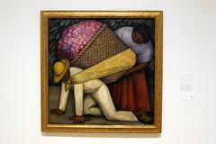 San Francisco - SoMa: SFMoMA - Diego Rivera's The Flower Carrier (wallyg) Tags: sf sanfrancisco california museum sfmoma sanfranciscobayarea bayarea diegorivera soma southofmarket sfist theflowervendor theflowercarrier sanfrancicomuseumofmodernart