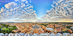 Rome from above (geopalstudio) Tags: promoteremotecontrol romehdrmachineryhdrd7000