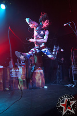 The Darkness - Foxy Shazam - St Andrews Hall - Detroit, MI - Feb 10th 2012