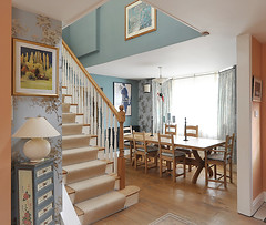 Hallyway (petehelme.co.uk) Tags: staircase interiordesign countrylife countryliving worldofinteriors woodflooring interiorphotography homesgarden realestatephotography moderninteriordesign d700 countrychic englishhomes professionalinteriorphotography