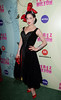 Dita Von Teese Perez Hilton's Mad Hatter Tea Party Birthday Celebration held at Siren Studios Hollywood, California
