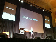 The Values Of Craft