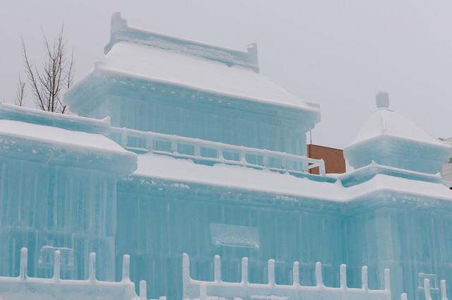 第63回さっぽろ雪まつり