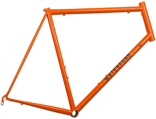 <p>Vision 14-Series Road bike in Monarch Orange with Black Decals - 63178.</p>