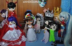 A turminha  brincando carnaval!!!