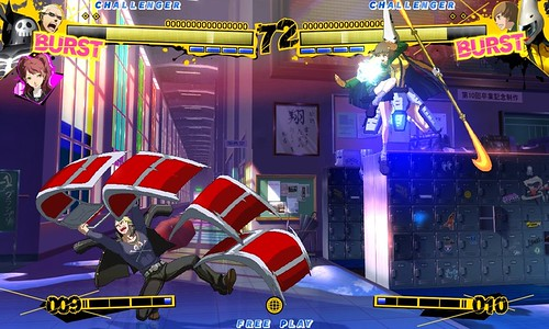Persona 4 Arena Coming To North America This Summer (5)