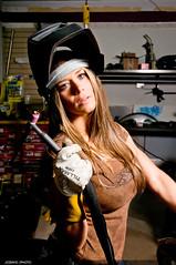 Thanks! sexy welding girls