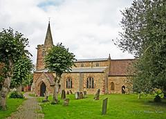 Beautiful English Churches - St Faith's Church, Kilsby, Northamptonshire. (Bill E2011) Tags: england history beauty canon village northamptonshire danes anglosaxon saxons kilsby 1000years