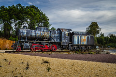 Velha 201 (_Rjc9666_) Tags: nikon trem 70 vapor 44 locomotiva comboi minasderiotinto d5100 ruijorge9666