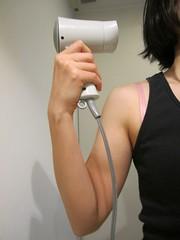 tiny bicep? (pedalstrike) Tags: gym lifting pedalstrike pedalstrikecom