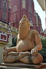 Lakshmi Narayan Mandir Buddha