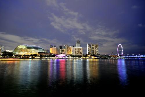 Marina Bay...