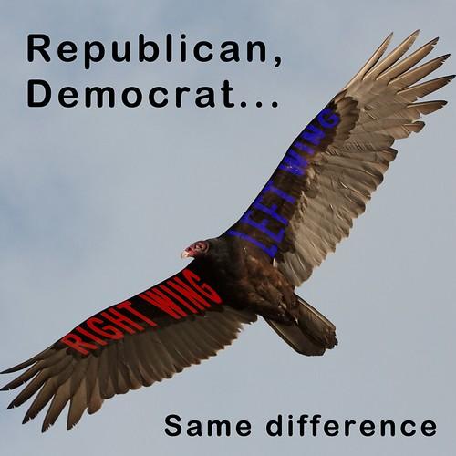 From flickr.com: Republican, Democrat
