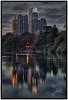 Atlanta Skyline (Frank Kehren) Tags: atlanta lake reflection skyline night canon dark georgia hotel moody unitedstates explore f11 piedmontpark hdr promenade2 24105 fourseasonshotel 1180peachtree canonef24105mmf4lis ef24105mmf4lisusm clarameer canoneos5dmarkii mayfairrenaissance mayfairtowercondominiums