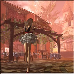 Tuscany walk (Renee_ Parkes) Tags: renee secondlife dreamworld diva laq ffl ncore everglow aleida slfashion lelutka reneeparkes fashionforlift