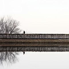 . (Color-de-la-vida) Tags: lago reflejo montseny momentof colordelavida