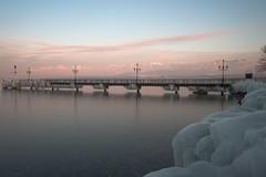Savoie glace (H aPy) Tags: savoie leman glace haute yvoire excenevex
