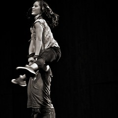 Lift (pretty-nifty) Tags: show school light white black square dance high lift low contest performing arts swing talent stege