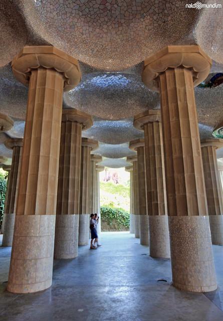 Mais do Mesmo - Parque Güell - Barcelona