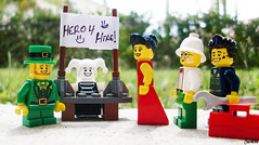 Week 11 (chrisofpie) Tags: chris pie funny lego jester liam legos hero knight minifig weeks mime 52 minifigure 52weeks whitejester chrisofpie 52weeksofliamthemime