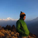 "Claudia Post-Sunrise with Dhaulagiri <a style=""margin-left:10px; font-size:0.8em;"" href=""http://www.flickr.com/photos/14315427@N00/6988439625/"" target=""_blank"">@flickr</a>"