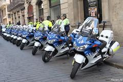 Gurdia Urbana de Barcelona (Xavier_15) Tags: barcelona espaa de spain cops bcn police spanish urbana catalunya local department 092 patrol municipal catalan guardia dept officers polica patrulla urbana barcelona guardia