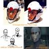 GrayFox_02 (kyewans) Tags: mgs grayfox metalgearsolid cyborgninja playartskai openmaskversion
