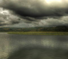 I don't know where i am (PdroAlfnso) Tags: clouds sony lagoon land dsc hdr hx1