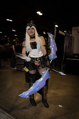 Calgary Expo 2013 - Ashe (League of Legends) (ReAn1985) Tags: day2 calgary expo ashe 2013 leagueoflegends