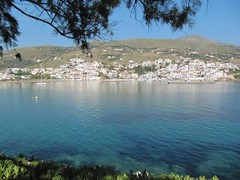 View on Basi, Andros (OMILO Greek Language and Culture) Tags: island andros courses greeklanguage omilo