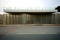 The Filling Station (Massimo Usai) Tags: road travel england london station restaurant europe cross capital kings fillingstation londonist