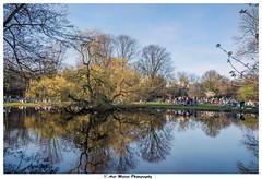 _DSC2128maart-09,-2014-version2 (jazzmatezz) Tags: reflection netherlands amsterdam nederland vondelpark sunnyday reflectie nikond7100