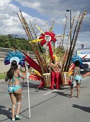 D7K 0095 ep (Eric.Parker) Tags: carnival toronto festival costume mas parade bikini jamaica trinidad masquerade cleavage reggae westindian caribana headdress carvival 2013 breas masband scotiabankcaribbeanfestival scotiabanktorontocaribbeanfestival august32013