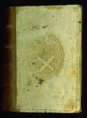 Breviary, Binding, Walters Manuscript W.83, upper board outside