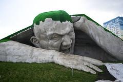 --- (alexeybahmetyev) Tags: summer monument nikon estate russia monumento  d3300