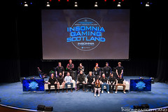 Insomnia Stage Team Photo (multiplay) Tags: scotland edinburgh days iseries multiplay iscotland photographerdavidportass copyrightdavidportassphotography day2saturday insomniagamingfestival photographerwebsitewwwdavidportasscouk photographerfacebookwwwfacebookcomdavidportassphotography insomniastage pentlandsuite eiccedinburghinternationalconferencecentre insomniascotland