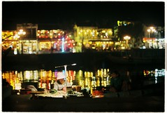 Hi An 04/2016 (Pankha Nikon) Tags: life street light film night analog fuji vietnam hoian fujifilm analogue filmcamera nikkormat nikkormatftn