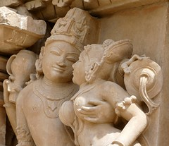 Loving Embrace (chdphd) Tags: temple kamasutra jain khajuraho jaintemple
