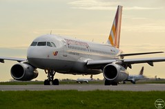 D-AGWZ(2) (rgphotographiesaero) Tags: paris de aircraft charles airbus gaulle airlines airliners roissy cdg a319 spotter germanwings lfpg dagwz